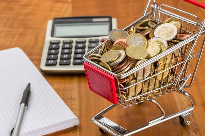 slik sparer du penger på matbuidsjettet
