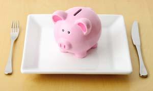 spar penger på mat