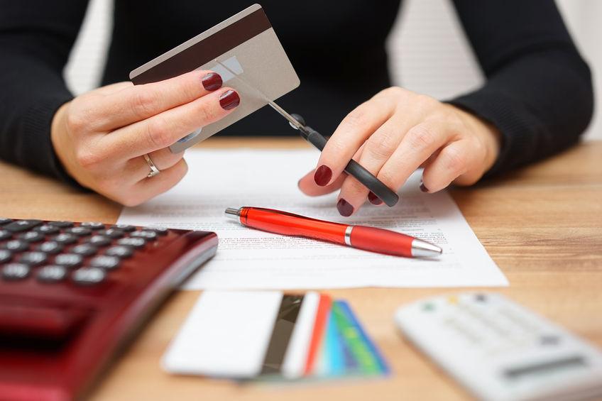 Refinansiering av gjeld fra kredittkort
