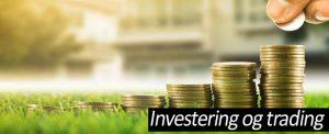 investering og trading