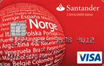 kredittkort santander red