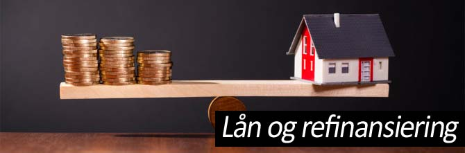 lån og refinansiering
