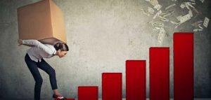 vanskligere å få lån med gjeldsregister