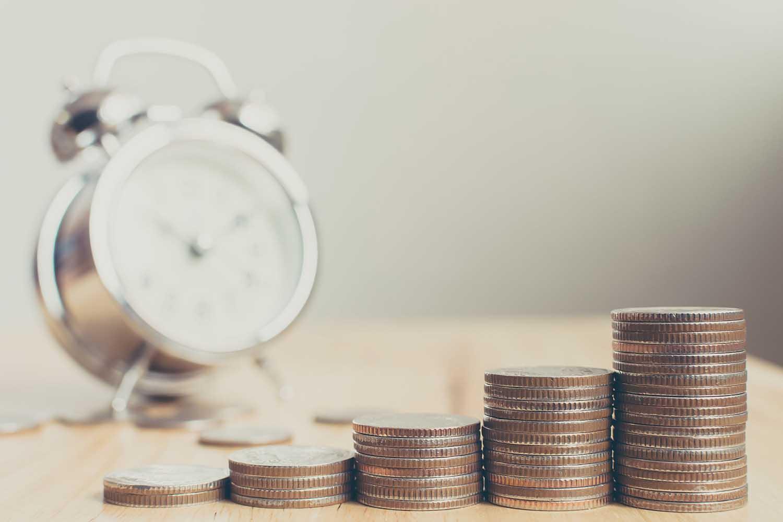 sparing i fond lønner seg over tid