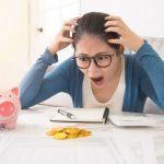Avslag på søknad om forbrukslån eller kredittkort