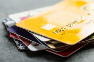 Forskjellige typer kredittkort
