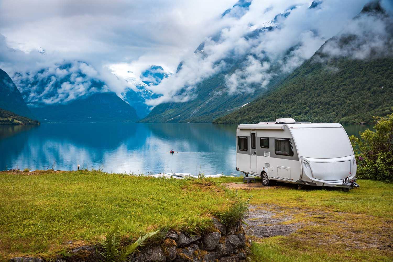 forsikring av campingvogn