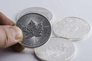 investere i sølvmynter