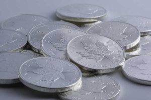 kjøpe sølvmynter
