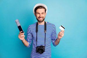 Fordeler med kredittkort på ferie