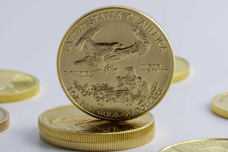 american gold eagle amerikansk gullmynt