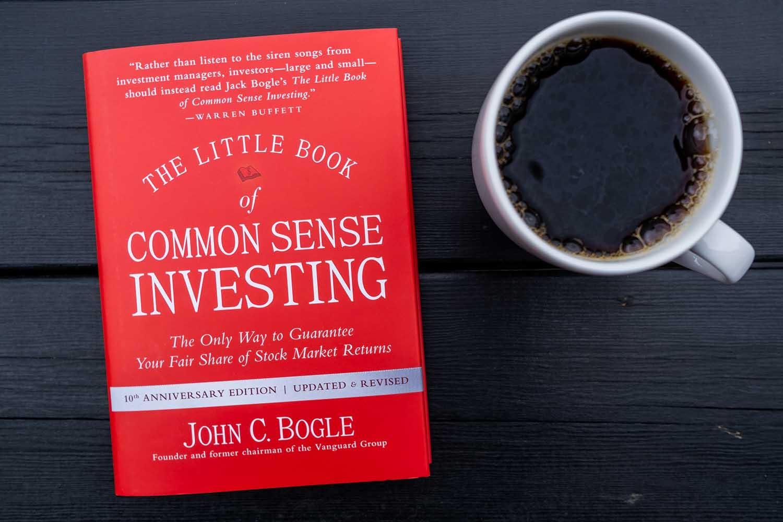 bokanmeldelse the little book of common sense investing