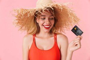 kredittkort på ferie